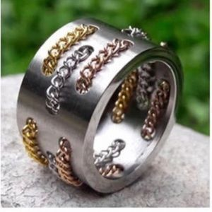 ✨✨ Stainless Steel Band Ring✨✨
